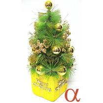 Enfeite Árvore De Natal Decorada 42cm . Loja Alfa Presentes.