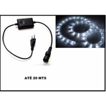 10 Controles Para Mangueira Luminosa Led Neon De Até 20 Mts
