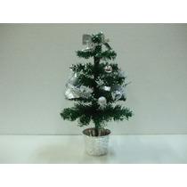Arvore De Natal Decorada 40cm