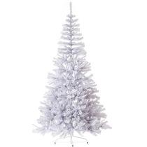 Arvore De Natal 2,10m Gigante Branca 500 Galhos