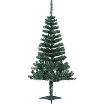 Árvore De Natal Pinheiro Tradicional Verde 1,5m 221 Galhos