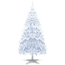 Arvore De Natal Branca 1,80 M 583 Galhos Luxo Promoção