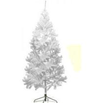 Arvore De Natal Branca 2,10m Gigante 500galhos Últimas Peças