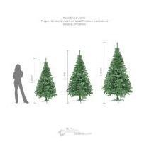 Árvore De Natal Pinheiro Canadense 1,20m - Natalia Christmas