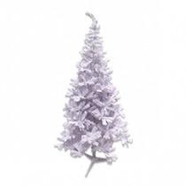 Arvore De Natal Pinheiro Canadense Branca 2,10m 390 Galhos