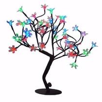 Arvore De Natal Cerejeira Multicolor 144 Led Linda
