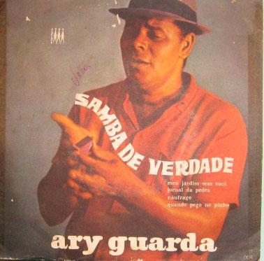 Ary Guarda - Samba De Verdade - Compacto Equipe-ce-004