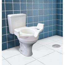 Elevador Assento Vaso Sanitário C/ Alças Idoso Deficiente