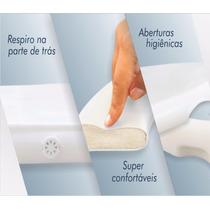Assento Sanitário Almofadado - Tampa Bacia Vaso Banheiro