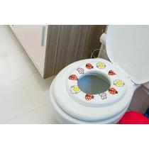 Redutor Assento Vaso Sanitário Infantil Acolchoado Universal