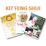 Kit - Feng Shui - Harmonia E Paz - 3 Livros