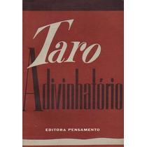 Taro Advinhatório Editora Pensamento Frete Gratis