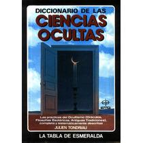 Diccionario Ciencias Ocultas - Tondriau