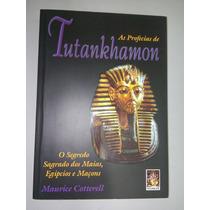 Livro As Profecias De Tutankhamon--maurice Cotterell 344 Pag