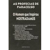 Profecias De Paracelso - As Livro Disponível Autor Paracelso