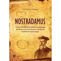 Nostradamus Livro Gerson, Stephane Profecias Esoterismo