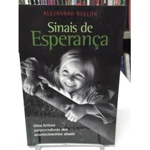 Livro - Sinais De Esperança - Alejandro Bullón