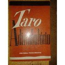 Livro Taro Adivinhatório Editora Pensamento