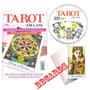 Curso Tarot Videoaula Passo A Passo + Baralho Completo + Dvd