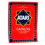Catalogo De Jogos Atari 44 Páginas - Frete Grátis