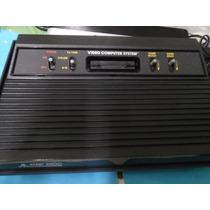 Atari 2600 Completo Original + 4 Jogos