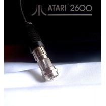 Adaptador Rf Para Atari E Vídeo Game Antigo