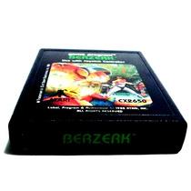 Berzerk Atari 2600 Supergame Dactar Cce Dismac