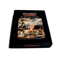 Combat Original Atari 2600 Supergame Dactar Cce Dismac