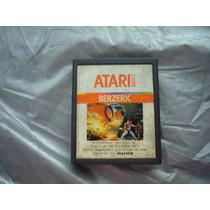 Jogo Berzerk - Atari 2600