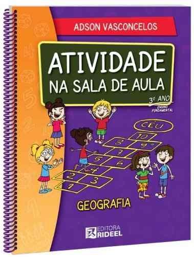 Atividade Na Sala De Aula - 3º Ano Ensino Fundamental
