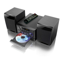 Mini System Dvd Player Multilaser Sp127 - 30w Rms - Karaokê
