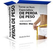 E-book Perda De Peso De Forma Saudável Frete Grátis