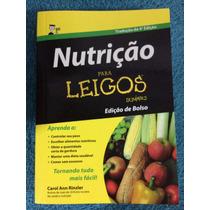 Nutrição Para Leigos (edição De Bolso) Pocket.