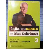 Livro: Gehringer, Max - Faça Uma Carreira De Sucesso 03
