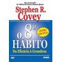 Livro: O 8º Hábito - Da Eficácia À Grandeza (bônus 16filmes)