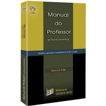 Livro Manual Do Professor De Escola Dominical / Marcos Tuler