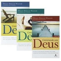 Livro Conversando Com Deus: Kit Com Os 3 Best-sellers