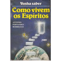 Como Vivem Os Espíritos - Antonio Fernandes Rodrigues