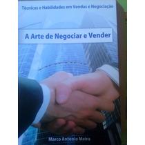 Livro A Arte De Negociar E Vender