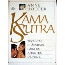 Livro Kama Sutra Anne Hooper - Formato Grande