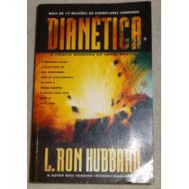 Livro Dianética -o Poder Da Mente Sobre O Corpo- Ron Hubbard