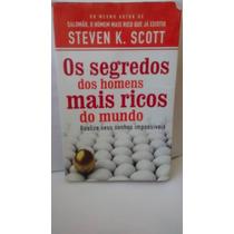 Os Segredos Dos Homens Mais Ricos Do Mundo - (livro Usado)