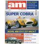 Auto & Mecânica Nº19 Cobra 302 V8 Mercury Cougar Wankel Brm