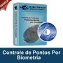 Sistema Controle De Ponto Acesso Biometrico