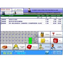 Software, Programa, Lanchonete, Pastelaria, Sorveteria,