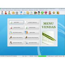 Programa Controle De Estoque Pedido Vendas E Financeiro V2.0