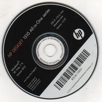 Cd Instalação Impressora Hp Deskjet 1510 / 1516