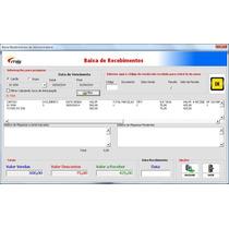 Software Controle De Vendas Cartão De Crédito E Débito