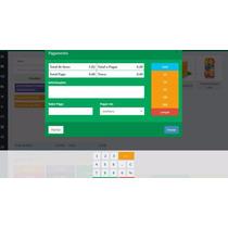 Sistema Pdv Controle Estoque Financeiro Vendas Php Cod:2016
