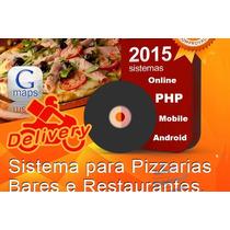 Sistema Delivery Lanchonete, Bar, Restaurante E Pizzaria Php